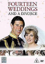 1 of 1 - Fourteen Weddings And A Divorce (DVD, 2012)