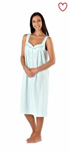 Ladies Womens Nightdress Nightie Nightwear Pyjamas Pajama
