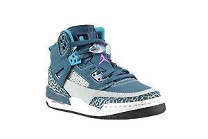 94383b69367 317321-407 Nike Air Jordan Spizike (GS) Blue Pink Grey Black Sizes ...