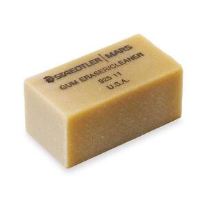 Staedtler-Mars-Gum-Eraser-Cleaners-Model-92511-12-Count-Use-on-paper-wood-metal