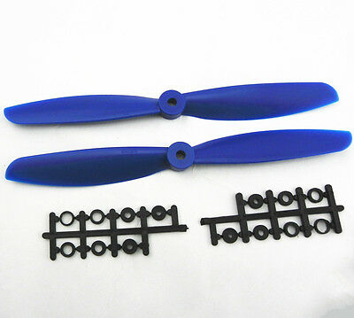 9045 9045R Prop CW/CCW Propeller for DJI XA quadcopter FPV 90x4.5 blue 2pcs F