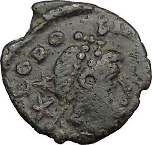 Theodosius-II-amp-Honorius-w-spears-408AD-Authentic-Ancient-Roman-Coin-i32830