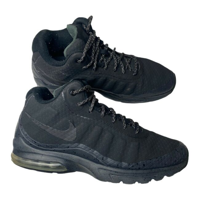 Size 10 - Nike Air Max Invigor Mid Black Anthracite for sale ...