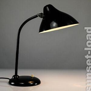 Vecchio hala scrittura lampada da tavolo bauhaus lavoro lampada 30er 50er anni vintage ebay - Lampada da tavolo vintage ebay ...