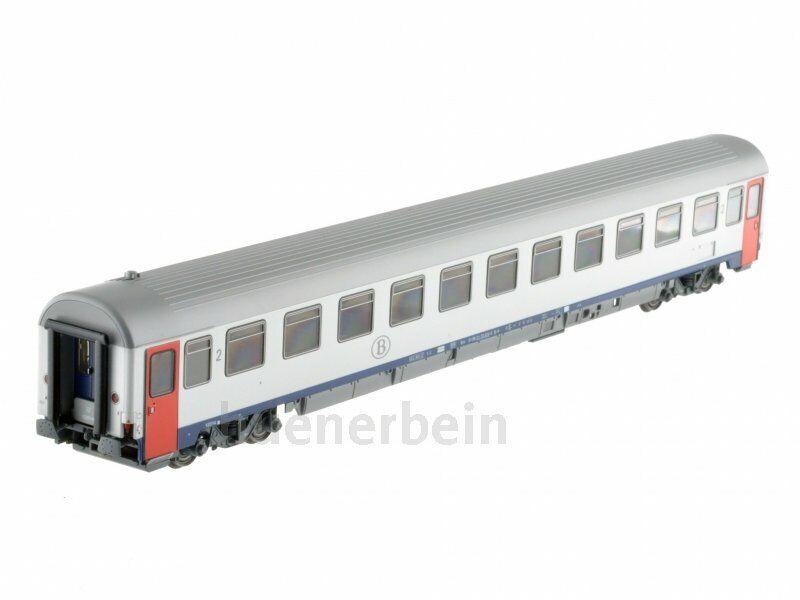 migliore marca LS modellos 42328 SNCB vagoni 2.kl i6 bm11 bm11 bm11 Bianco Blu Rosso ep6 NUOVO + OVP  spedizione veloce e miglior servizio