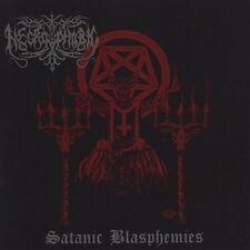 NECROPHOBIC - Satanic Blasphemies , CD Black Death Metal