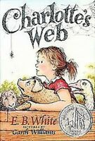 Charlotte's Web By E.b.white Newbery Honor Book
