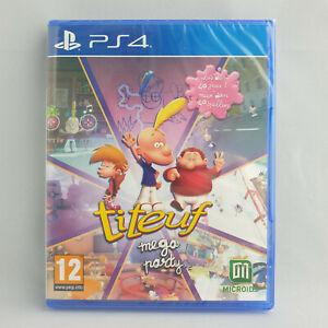 PS4 Playstation 4 - Titeuf Mega Party NEW SEALED