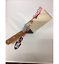 Multi-functional Rectangle Stainless Steel Pizza Turner  with Wooden Handle