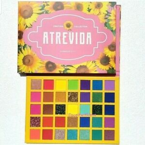 MAKEUP-DEPOT-ATREVIDA-35-Color-Eye-Shadow-Palette-Limited-Edition-Collection-New