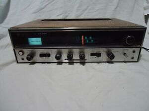 Kenwood-KR-3031-AM-FM-Stereo-Receiver-STRICTLY-for-Parts-Repair-Vintage