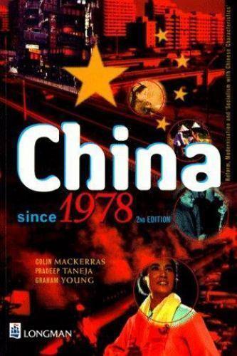 China since 1978 by Mackerras