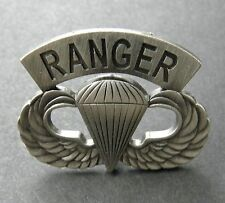 US ARMY RANGER SPECIAL FORCES PARA WINGS LAPEL PIN 1.25 INCHES