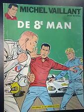 Michel Vaillant, De 8e Man, door Jean Graton Album #8 (2e hands)