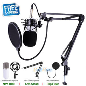PRO-NW-800-Studio-Audio-Recording-Condenser-Microphone-with-Suspension-Stand-Kit