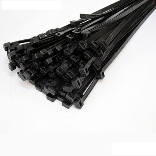 100 Stck  Kabelbinder schwarz 250 x 4,8 Europäische Ware// Industriequalität