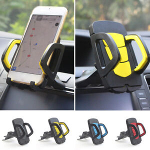 Universal-Car-SUV-CD-Slot-Mobile-Phone-GPS-Sat-Nav-Stand-Holder-Mount-Cradle-SPM