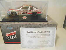 Revell Casey Atwood #27 Castrol GTX 1999 Chevy Monte Carlo 1:24 and Show Case