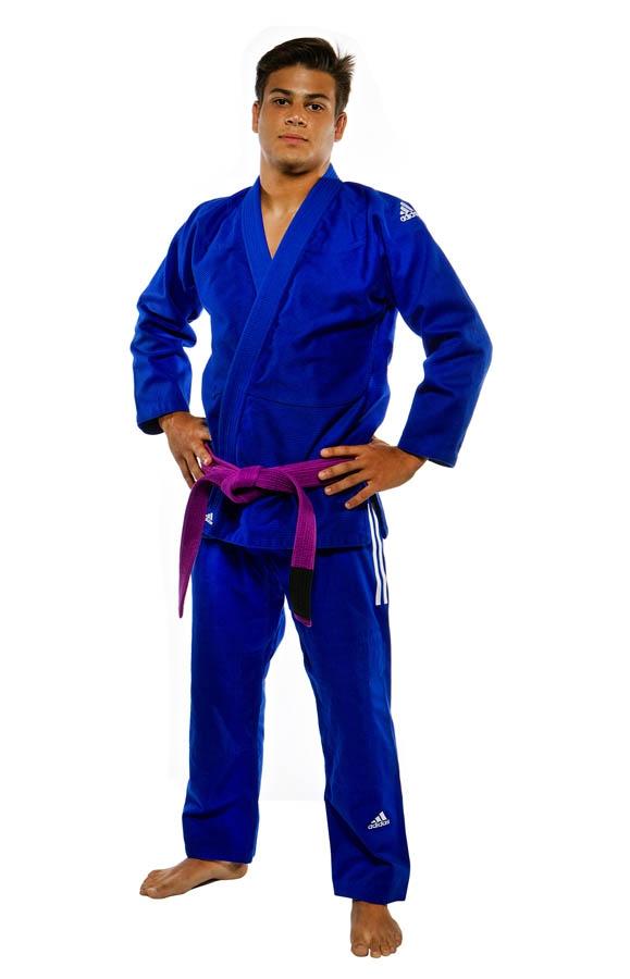 Adidas BJJ Anzug  IBJJF IBJJF IBJJF Champion  blau JJ601B, Judo, Karate, Ju Jutsu, BJJ,  | Um Sowohl Die Qualität Der Zähigkeit Und Härte  | Neuartiges Design  | Niedrige Kosten  bdf27b