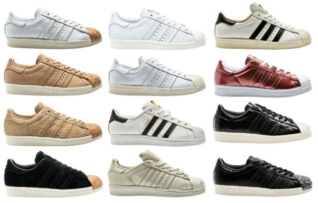 adidas Superstar W 80s RT Foundation Animal Damen Schuhe Women Sneaker