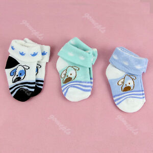 Cartoon-Warm-Baby-Infant-Toddler-Non-slip-Booties-Anklet-Boots-Shoes-Ankle-Socks