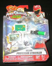 POWER RANGERS DINO SUPER CHARGE VILLAIN PROFESSOR STRICKLER 43309 FIGURE