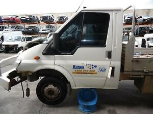 FORD-TRANSIT-TRANS-GEARBOX-MANUAL-2-4-DIESEL-5SPD-4BOLT-DRIVESHAFT-W-AUTO