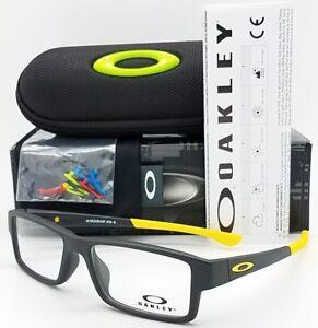 0bacf1c393b71 NEW Oakley Airdrop XS RX Eyeglasses Kids frame Yellow OX8006-0552 ...