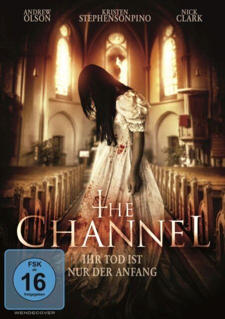 THE CHANNEL - LEWIS,TOM   DVD NEU
