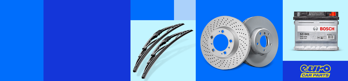 Shop event Up to 15% off Car Batteries & Brake Discs From Eurocarparts. free delivery included.