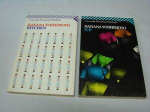 Banana-Yoshimoto-Kitchen-N-P-1997-Feltrinelli-2-vol