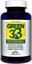 GREEN 33 Multi Greens Vegetable Supplement - Grains -  Herbs - 45 Capsules New!