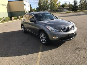 2015 Infiniti QX50 AWD LOW KM
