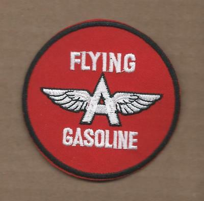 NEW 2 1//8 X 3 1//4 HESS GASOLINE IRON ON PATCH FREE SHIPPING
