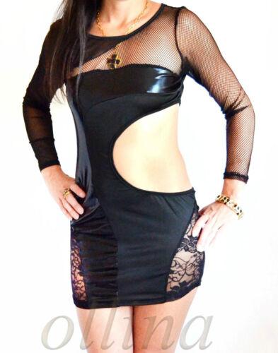 BRAND NEW FASHION MINI DRESS WOMENS TUNIC CLUBBING DISCO SHORT TOP ONE SIZE