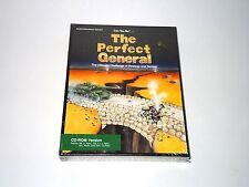 THE PERFECT GENERAL new factory sealed PC big box game