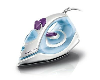 Philips Steam Iron GC1905 1440W Black American Heritage Soleplate with spray