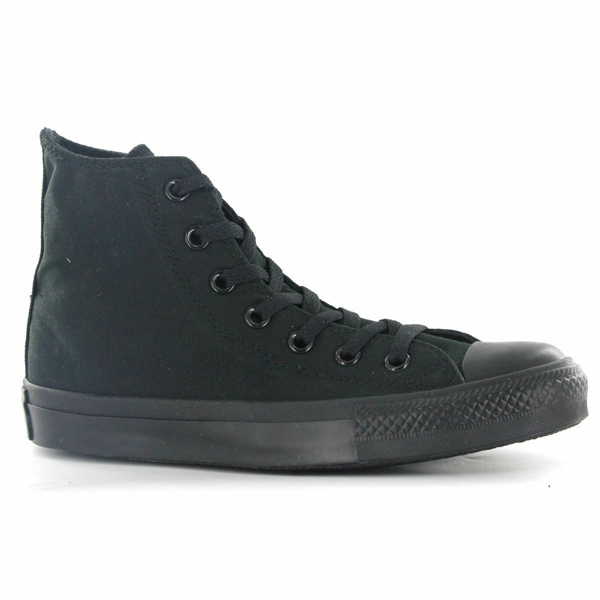 Converse Chuck Taylor Womens All Star HI Black Womens Taylor Trainers 72ba62