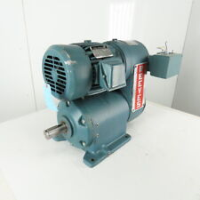 Reeves Size 222 3hp 230460v Remote Variable Speed Drive 52 155 Rpm