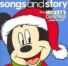 Mickey's Christmas Around The World 0050087246860 by Disney Songs & Story CD