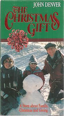 John Denver Christmas.The Christmas Gift Vhs Very Good John Denver Jane Kaczmarek Gennie James 18713091666 Ebay