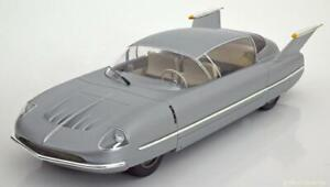 1-18-Bos-BORGWARD-sogno-carrello-concept-car-1955-SILVER
