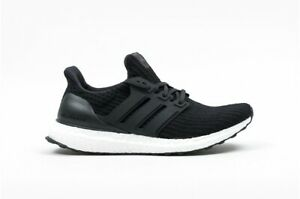 Adidas-Men-039-s-Running-Shoes-Ultra-Boost-4-0-Black-White-Size-10-5