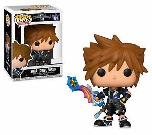 Funko Pop! Kingdom Hearts-Sora (Modulo Drive) Figura in vinile #491