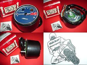 Drehzahlmesser-XL-250-K-XL250-K0-Baujahr-1972-1973-37240-329-008