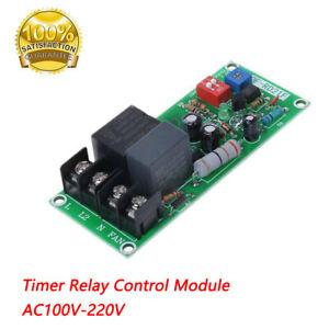 AC100V-220V-Timer-Relay-Control-Module-Turn-Off-Delay-Switch-Board-For-Fan-UK