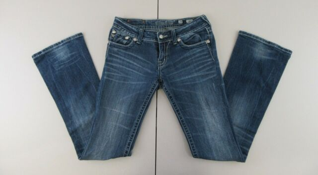 MISS ME (BOOT) JEANS TAG SIZE 28 MM#541