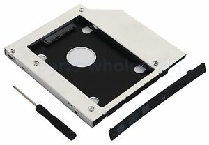 2nd-SSD-HD-SATA-Hard-Drive-Optical-Caddy-for-Lenovo-IdeaPad-Z50-70-B50-30-E50-70