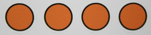 H 9//44 Märklin 4 Pezzi Riparazione Adesivo per Segnale di Preavviso 7036 7037