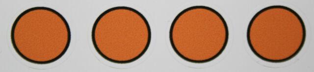 (H 9/44) Märklin 4 Piece Repair Stickers for Advance Signal 7036 7037 7038